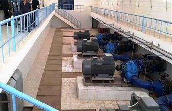 بتوجيهات من الرئيس.. محطة مياه الشرب بقرية أولاد سالم تنقذ 400 ألف مواطن من التلوث بسوهاج| صور