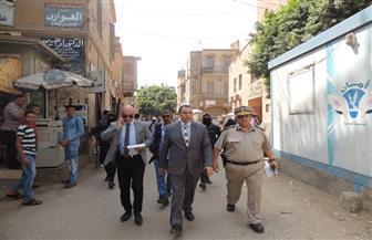 مدير أمن المنوفية يقود حملة أمنية لضبط الحالة الأمنية والمرورية| صور