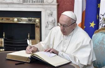 """البابا فرنسيس يشعر بـ""""الألم والخزي"""" بشأن طريقة تعامل الكنيسة مع الاعتداءات الجنسية"""