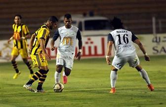 """العقوبات تضرب لاعبي """"المقاولون العرب"""" عقب الهزيمة أمام إنبي"""