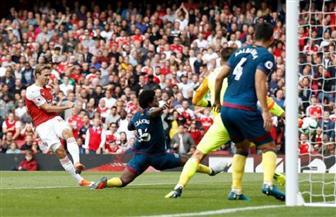 أرسنال يحقق فوزه الأول على حساب ويستهام بثلاثية في الدوري الإنجليزي