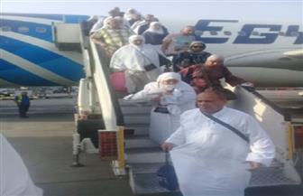 مطار القاهرة يستقبل 12 رحلة للحج السريع | صور