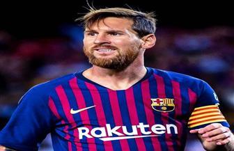 ميسي يقود هجوم برشلونة أمام بلد الوليد بالدوري الإسباني