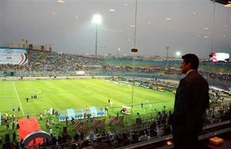وزارء الرياضة والتعليم العالي والإنتاج الحربي يشهدون مباراة السوبر الإماراتي