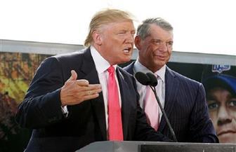"""الرئيس الأمريكي يهنئ المصارع السابق """"فينس مكمان"""" بعيد ميلاده"""