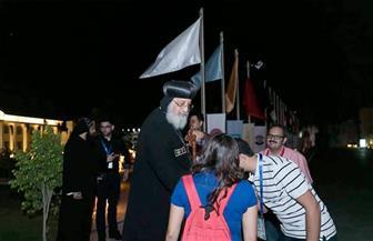 استمرار فعاليات الأسبوع العالمى الأول لشباب الكنيسة لليوم الثانى على التوالى |صور