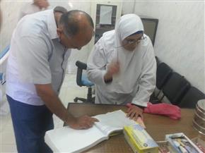 إحالة 32 من العاملين بالمحليات والصحة والشباب والرياضة فى سمنود للتحقيق | صور