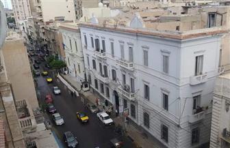 أمطار متوسطة على الإسكندرية وانخفاض في درجات الحرارة