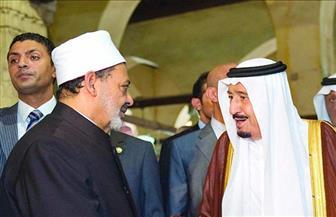 شيخ الأزهر يهنئ ملك السعودية بنجاح موسم الحج