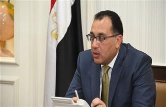 رئيس الوزراء يتفقد منطقة الأبراج الشاطئية والمنطقة الترفيهية وميدان المسلة بالعلمين الجديدة