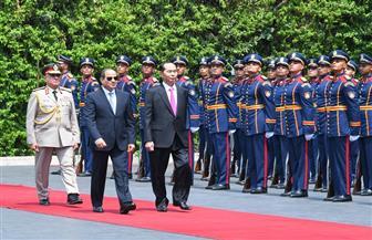 السفير بسام راضي: مباحثات الرئيس السيسي ونظيره الفيتنامي عكست تطورا إيجابيا غير مسبوق