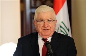 الرئيس العراقي يدعو البرلمان الجديد للانعقاد