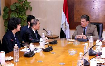 اتفاقية لعرض أفلام صينية بالتلفزيون المصري| صور