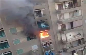 مصرع سيدة ونجلها فى حريق نشب داخل شقة بطنطا