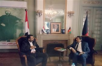 سفارة أفغانستان تصدر كتابا لتوثيق العلاقة بين الأزهر والأفغان