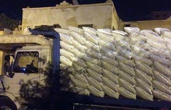ضبط 350 طن أسمدة مجهولة داخل مصنعين غير مرخصين بالجيزة