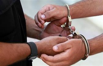 القبض على المتهم بقتل جاره بمدينة 15 مايو