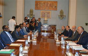 انطلاق جلسة المباحثات السياسية على مستوى وزيري خارجية مصر والسودان