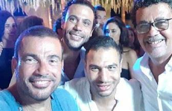 """رغم السرية التامة.. صور حفل زفاف محمد إمام تغرق """"التواصل الاجتماعي"""" والزي الرسمي الكاجوال والشورت"""
