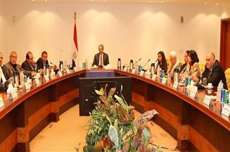 وزير الاتصالات يشيد بدور الشعبة العامة للاقتصاد الرقمي والتكنولوجيا