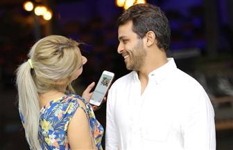 خطيبة محمد رشاد تنفي خبر انفصالهما.. وتعلن زفافهما سبتمبر المقبل