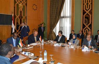 حصاد اجتماع اللجنة الوزارية المصرية - السودانية.. 20 اتفاقية ومذكرة تفاهم وبرنامج تنفيذي في 16 مجالا | صور