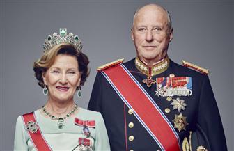 ملك وملكة النرويج يحتفلان بالذكرى الخمسين لزواجهما