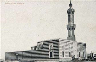 """المسجد العباسي ببورسعيد.. وقف الخديو الخيري لعمال القناة وحامي الفدائيين وقبلة """"ناصر"""""""