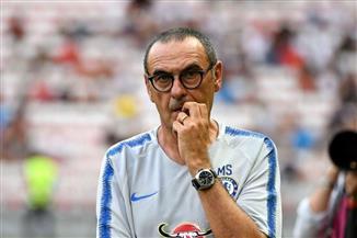 ساري يؤكد بقاء ويليان ويثير الشكوك حول رحيل كورتوا إلى ريال مدريد