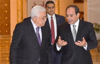 الرئيس السيسي يؤكد لعباس حرص مصر على تحقيق المصالحة الفلسطينية