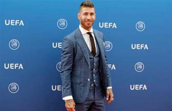 راموس لاعب ريال مدريد في رحلة بحرية بالغردقة