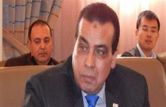 أبو النور قائما بأعمال رئيس جامعة قناة السويس