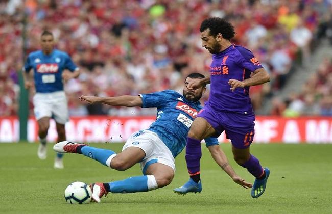 نابولي يحدد مصير ليفربول في دوري أبطال أوروبا على ملعب الأنفيلد -