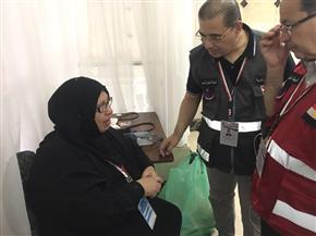 رئيس بعثة الحج الطبية يتفقد العيادات بمكة المكرمة | صور