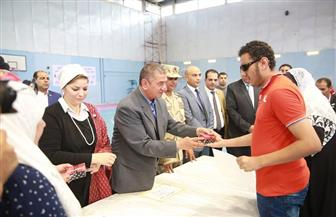 محافظ كفر الشيخ يكرم المتميزين وأصحاب البطولات الرياضية من متحدي الإعاقة |  فيديو وصور