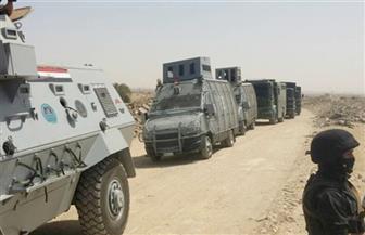 مقتل 11 إرهابيا في تبادل إطلاق نار مع الشرطة بشمال سيناء