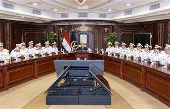 وزير الداخلية يؤكد التعامل بقوة وحزم مع كل من يرفع السلاح فى وجه الشعب