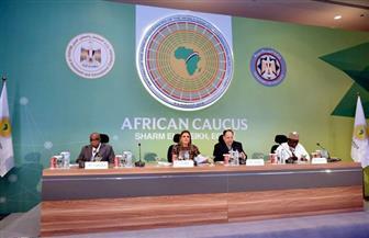 افتتاح الاجتماعات السنوية للتجمع الإفريقي للبنك وصندوق النقد الدوليين بشرم الشيخ