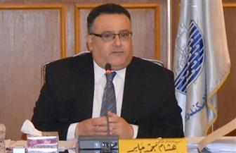 """""""جابر"""": نسعى للارتقاء بتصنيف جامعة الإسكندرية"""