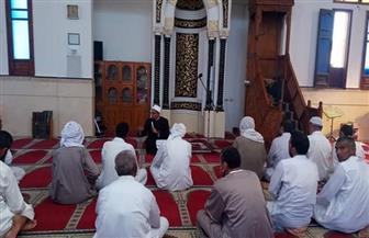 """قافلة """"البحوث الإسلامية"""" تختتم فعالياتها بشمال سيناء بتنفيذ برامج توعوية وتقديم مساعدات إنسانية"""
