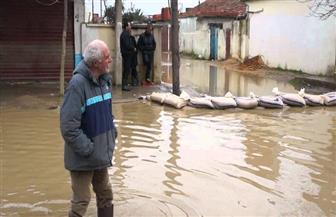 مقتل 5 أشخاص في فيضانات جنوب الجزائر