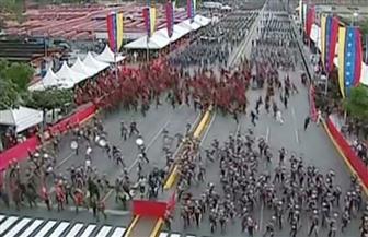 فنزويلا تحتجز 6 بعد انفجارات خلال كلمة للرئيس مادورو