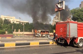 إحالة قضية انفجار سيارة الدقي لنيابة أمن الدولة