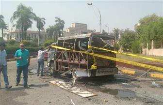 ننشر تفاصيل التحقيقات في انفجار سيارة الدقي التي أسفرت عن إصابة 15 شخصا