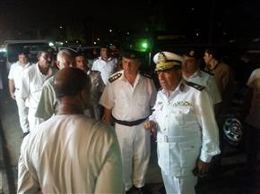 حملة أمنية بنطاق شرق القاهرة تضبط كميات من المواد المخدرة والأسلحة   صور