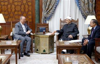 سفير العراق بالقاهرة: بلادنا بحاجة إلى جهود الأزهر في معركته ضد الإرهاب