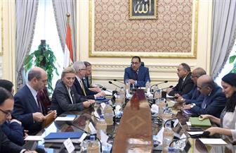 """مدبولي: نشاط شركة """"إيني"""" رمز للتعاون المثمر بين مصر وإيطاليا"""