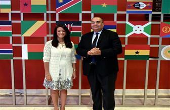 وزيرة السياحة تلتقي نائب رئيس البنك الدولي لمناقشة الإصلاحات الهيكلية داخل القطاع   صور