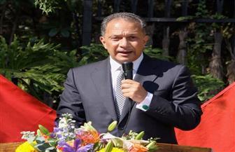 سفير مصر بجنوب إفريقيا: عبدالناصر أطلق شرارة حركات التحرر.. وخطواته ألهمت القادة الأفارقة | صور