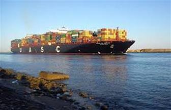 مواني بورسعيد: تداول 21 سفينة حاويات وبضائع عامة